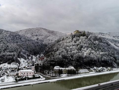 Považský hrad a Manínska tiesňava