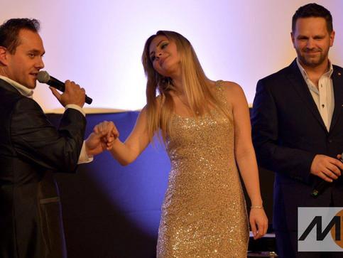 La Gioia a hudobný hosť Ivanna Bagová