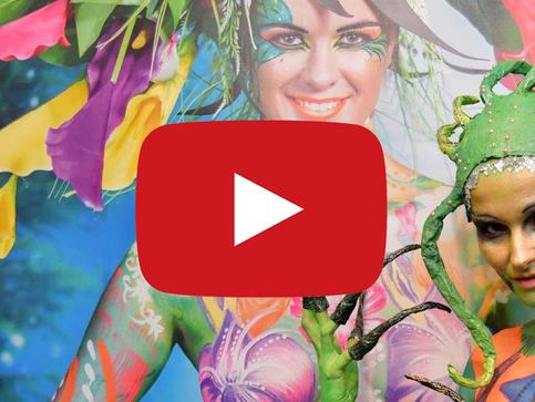 BODY ART 2018 - VIDEO