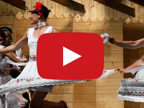 Muzikál KUBO- záverečná klaňačka - VIDEO