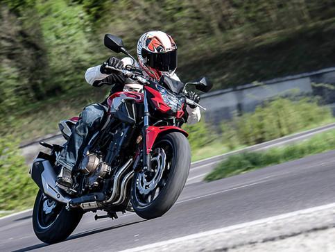 Testy HONDY pre časopis Svet motocyklov 2019