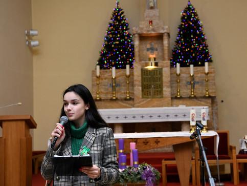 Vianočný koncert: Základná umelecká škola Púchov