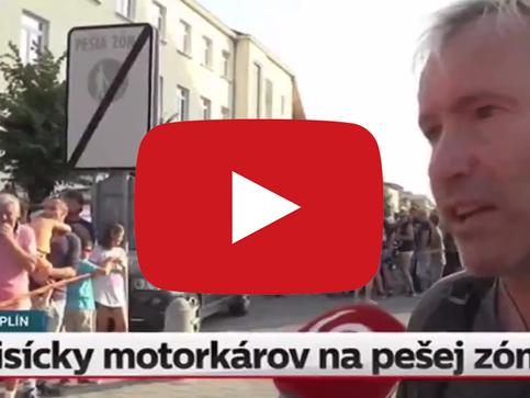 Motozraz Sveta motocyklov - VIDEO