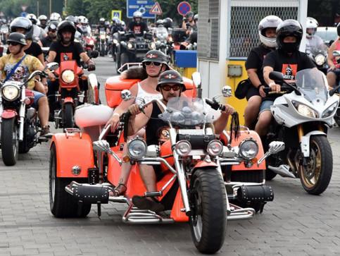 15. Medzinárodný motozraz Sveta motocyklov na Zemplínskej šírave 18. až 21.8. 2016
