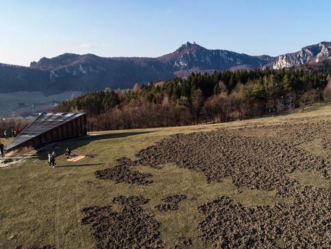 Súľovské skaly, invázia premnožených diviakov