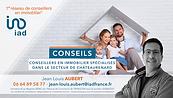 Jean Louis Aubert conseiller immobilier