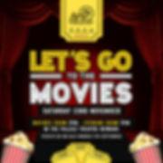 Theatre Flyer - Lets Go to the Cinema Ne