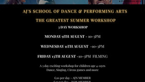 JOIN US FOR OUR NEW & EXCITING WORKSHOPS OF 2021!!!