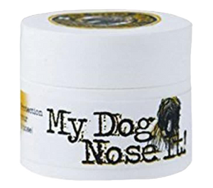 Sunscreen formulated for dogs