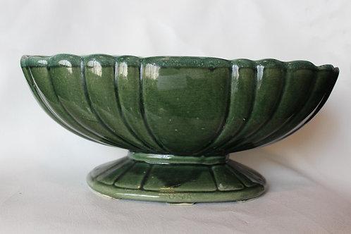 Oval Ceramic Bowl