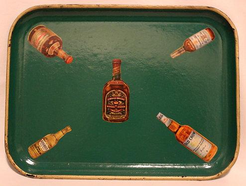 Liquor Bar Tray