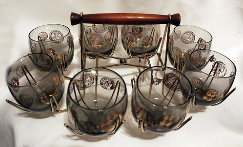Glassware with Carrier