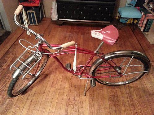 Original 1950s Schwinn Corvette Bicycle