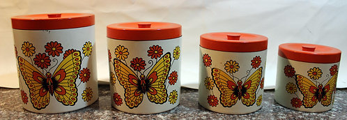 Storage canisters