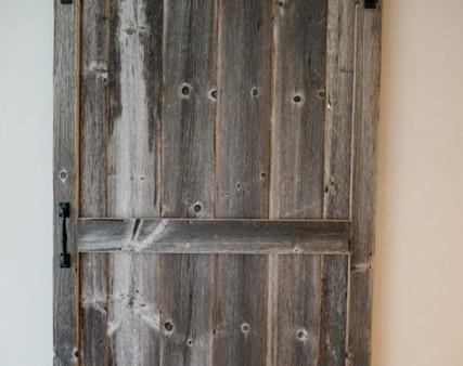 Custom Barn Door Design