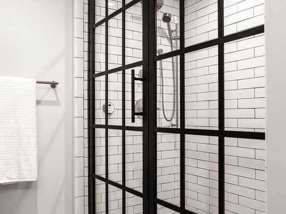 Custom Shower Design