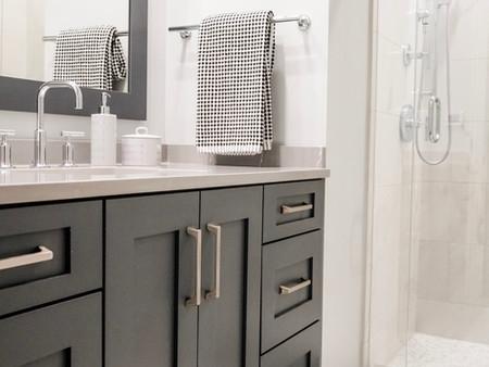 Custom Bathroom Vanity Design