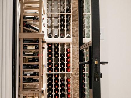 Luxury Wine Cellar Design