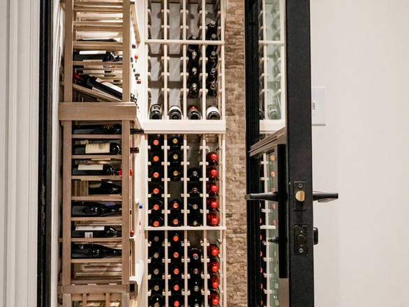 Luxury Wine Cellar Design