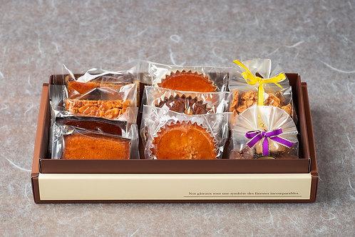 焼き菓子いろいろ詰め合せ 1500円
