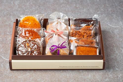 焼き菓子いろいろ詰め合せ 2000円