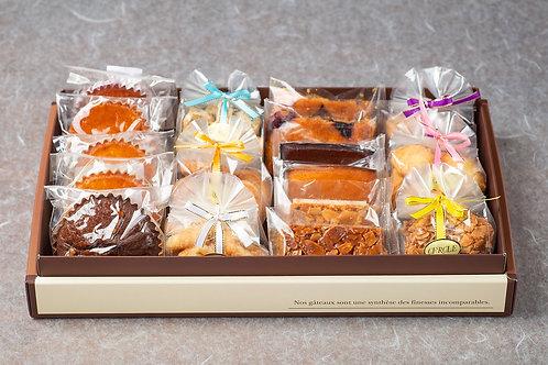 焼き菓子いろいろ詰め合せ 3000円