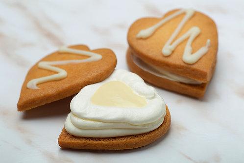 ホワイトチョコサブレ