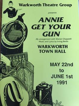 Annie Get Your Gun 1991