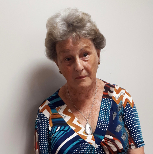Esme, played by Pauline Edwards-Hirst
