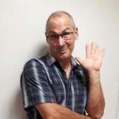 Nigel, played by Dave Morgan