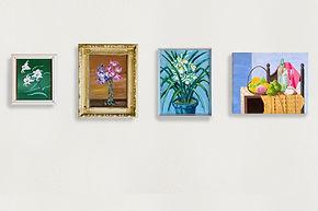 4つの絵画