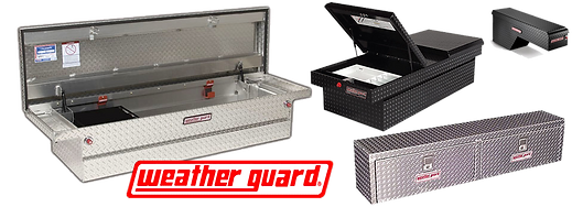Weather Guard Toolboxs