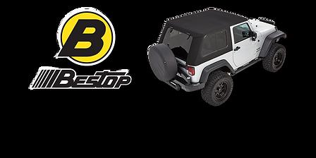 BestTop Jeep Tops