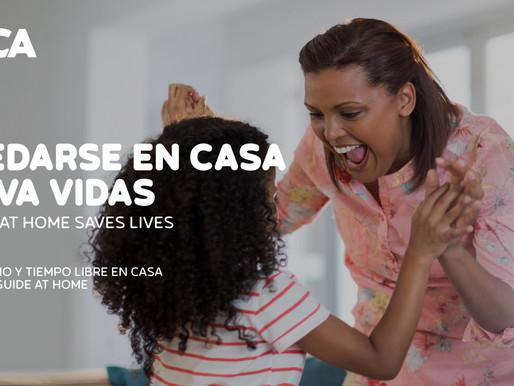 YMCA responde a la emergencia mundial por el coronavirus