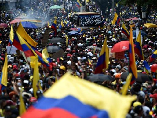 Comunicado de YMCA Colombia con relación a la situación en el país.