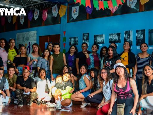 Organizaciones Trans de Perú reconocen el trabajo de YMCA en materia de derechos humanos