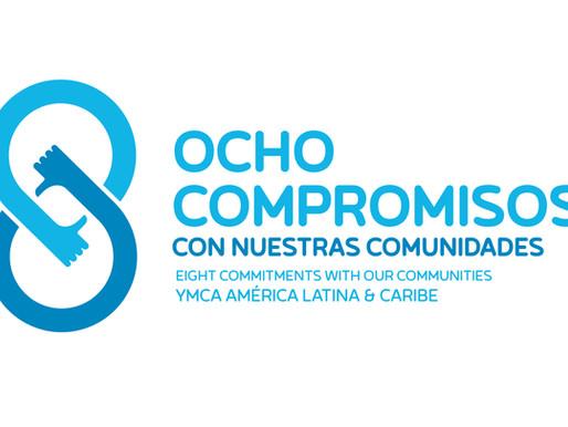 Movimientos YMCA lanzan la Declaración de 8 Compromisos con Nuestras Comunidades