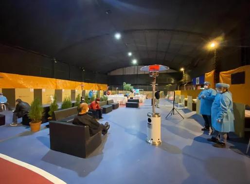 YMCA en Paraguay adapta sus instalaciones como albergue humanitario
