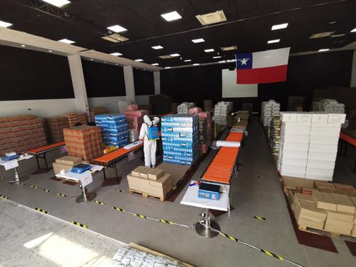 YMCA asumirá el proceso de distribución de alimentos en el norte de Chile