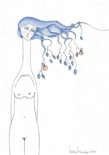 """The Fruit Tree"" PRINT"