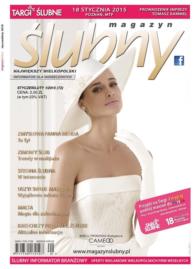 Magazyn Ślubny 1/2015