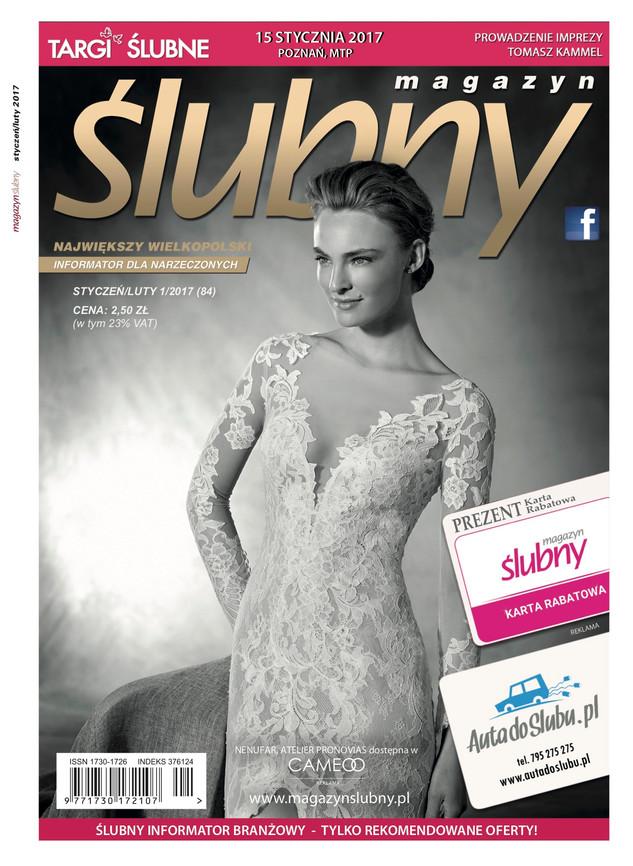 Magazyn Ślubny 1/2017