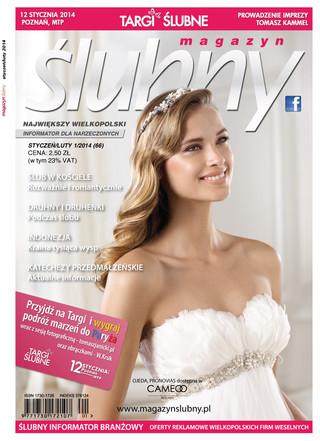 Magazyn Ślubny 1/2014