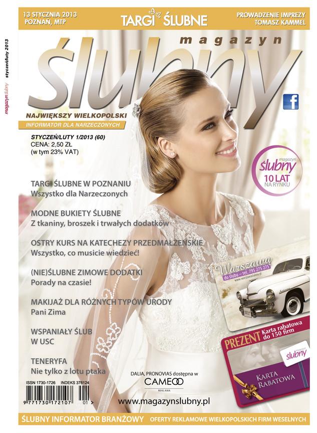 Magazyn Ślubny 1/2013