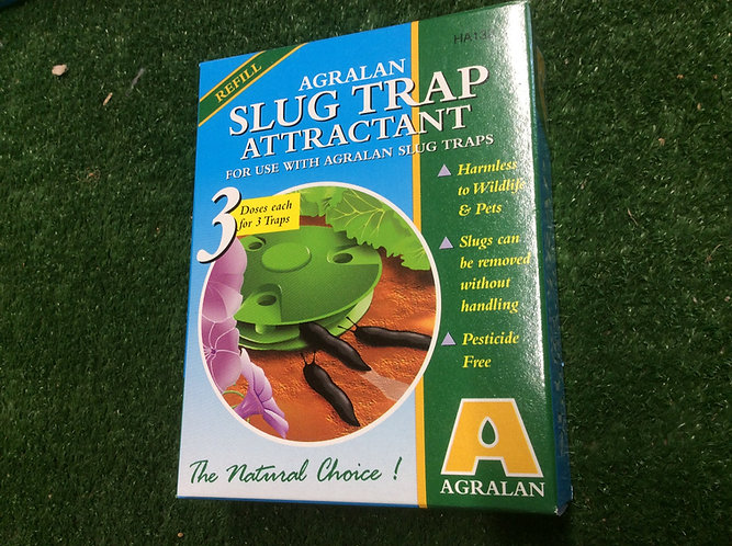 Economy  Slug and Snail attractant bait chemical free by Agralan