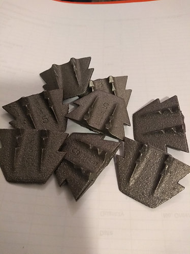 Blakey no 5 metal wedges for fixing handles