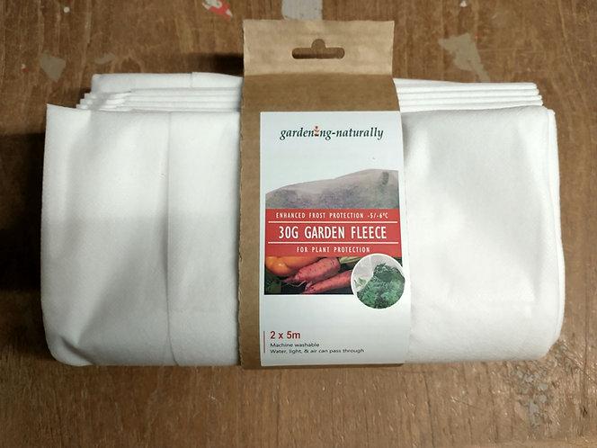 30 g Fleece  Gardening Naturally 2 x 5 m