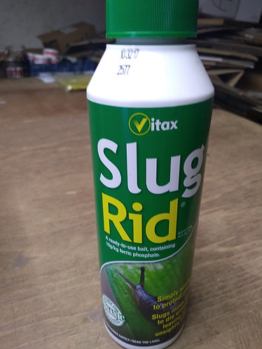 Slug Rid Slug Killer suitable for organic gardening