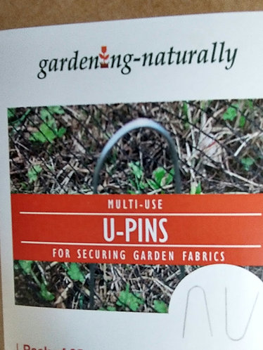 U Pins multi use tool for securing things.