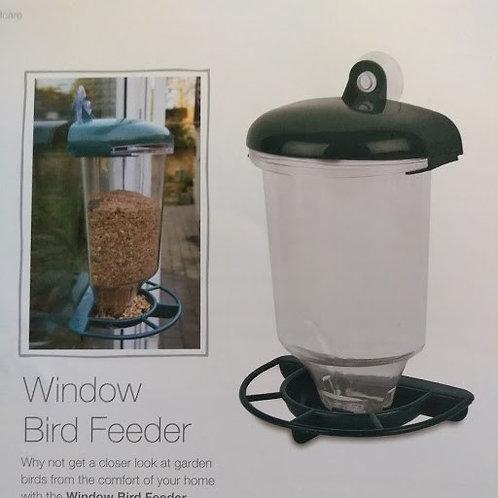 Window Bird Feeder - get closer to nature.